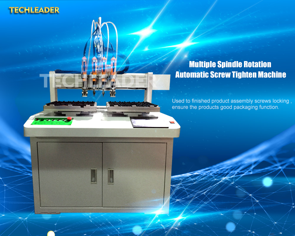 automated screwdriving systems manufacturer
