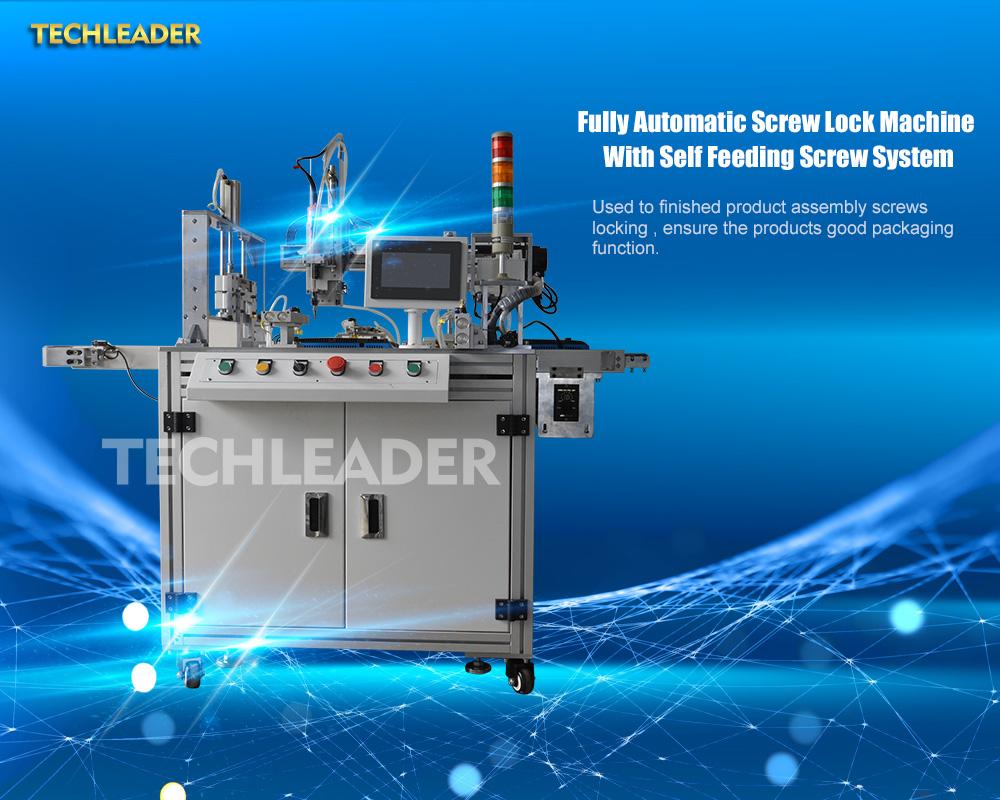 China Automatic Screw Fastening Machine Suppliers