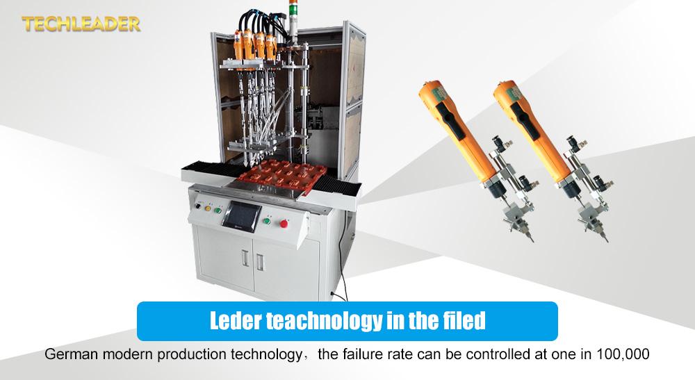 Automaitc Screw Feeder Machine