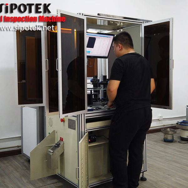 Sipotek Visual Inspection Machine 29