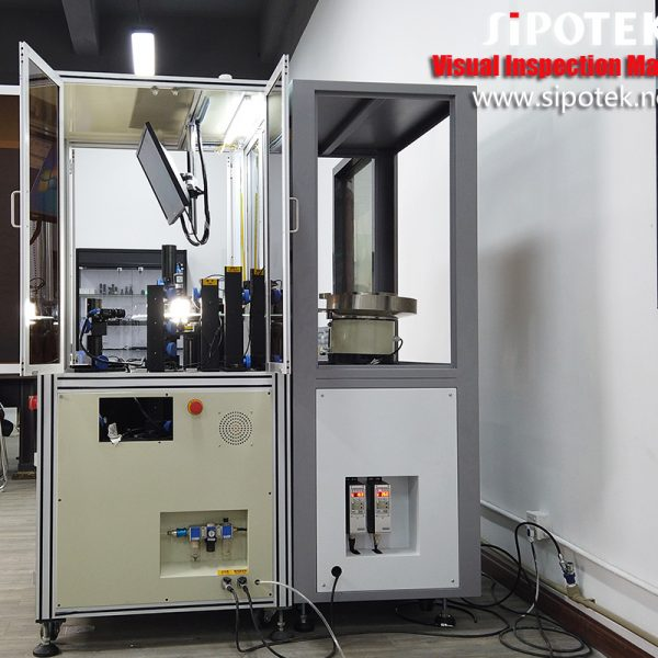 Sipotek Visual Inspection Machine 33