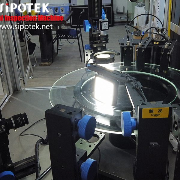 Sipotek Visual Inspection Machine 36